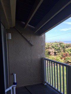 The Fixed Balcony